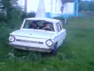 МОЯ первая машина,после аварии...