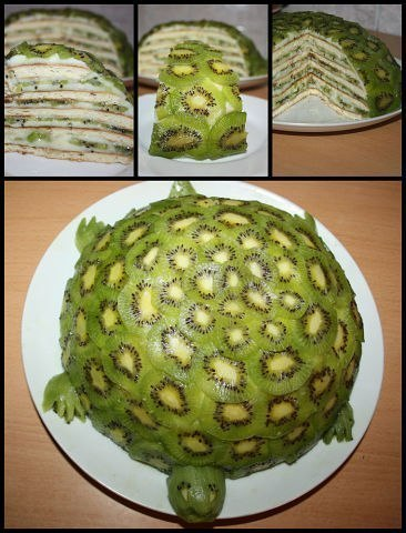 торт черепаха рецепт в контакте