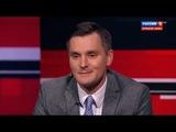Владимир Соловьев выгнал из студии оскорбившего евреев польского политолога