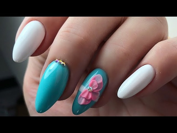 New Nail Art 2018 💛 The Best Nail Art Designs Compilation 1545