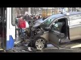 2 Ноября, Ужасное ДТП в Уфе, Девушку разорвало пополам, Авария 2013 ДТП №1357