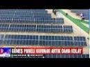 Artık binalara güneş paneli kurmak için ruhsat almaya gerek yok