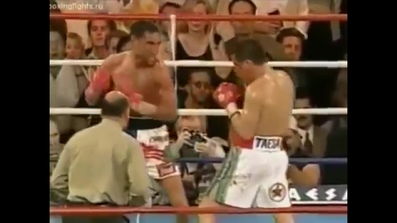 Оскар Де Ла Хойя vs Хулио Сезар Чавес (полный бой) [7.06.1996]