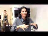 Angie Harmon at Government Center Hearing