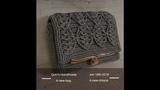 How to crochet a Boww bag part 12- H