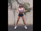 Ana Cheri горячая молодая фитнес модель и ее большие упругие сиськи и сочная жопа, секс спортсменка фитоняшка не порно