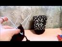 Копия видео Носки с жаккардовым узором Снежинка