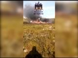 Потерпел крушение вертолет МИ-8. 18 человек погибли