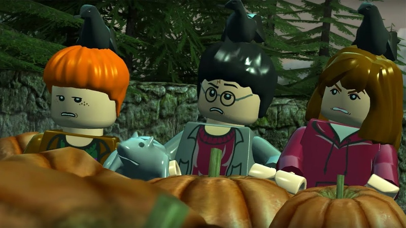 LEGO Harry Potter Collection - Trailer | Nintendo Switch/Xbox One.