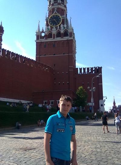 Андрей Шутяев, 20 октября , Козельск, id133696300