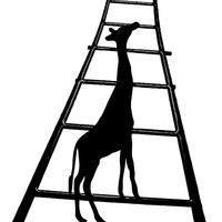 "Логотип Творческое Объединение "" Лестница """