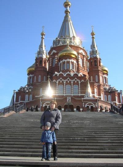 Елена Мараховская, 28 августа , Пермь, id109528269