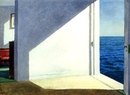 E.Hopper -Rooms by the Sea (Painting to 3d)