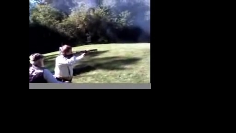 4 bore double rifle