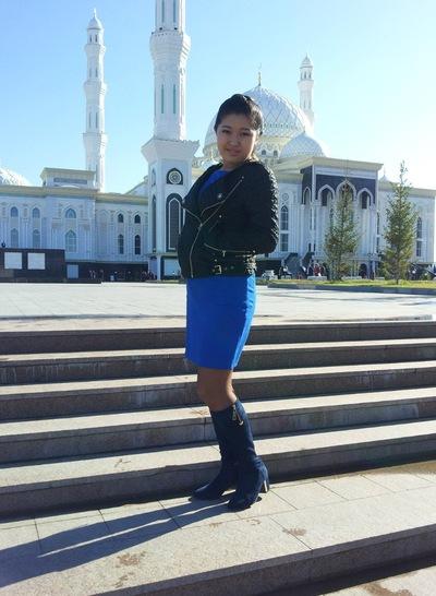 Anel Mambetova, 25 апреля , Москва, id192288882