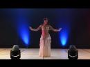 Jasirah Melody of Heartbeat tabla solo - Isadora Cup Kiev 2016