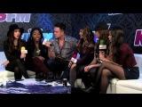 Fifth Harmony - 102.7 KIIS FM Jingle Ball Interview (2013-12-06)