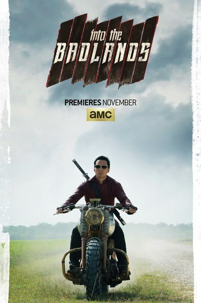 В пустыне смерти 1-2 сезон 1-10 серия AMC | Into the Badlands