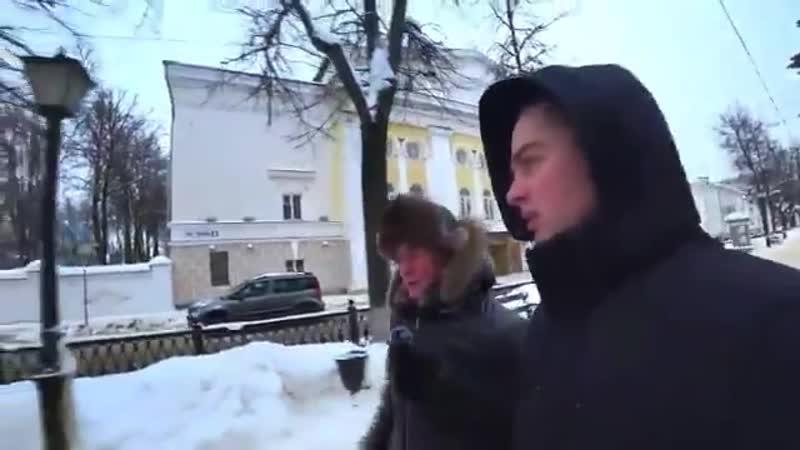 Зомбированный путинской пропагандой нищеброд