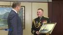 Башкортостан установил шефские связи с десантным кораблём «Георгий Победоносец»