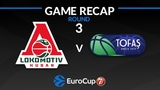 Highlights: Lokomotiv Kuban Krasnodar - Tofas Bursa
