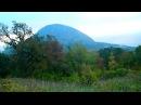 ЯЛТА 2013 - ПОШЛИ по ГРИБЫ - ЧАЙ В ЛЕСУ - Yalta Crimea 09.10.2013
