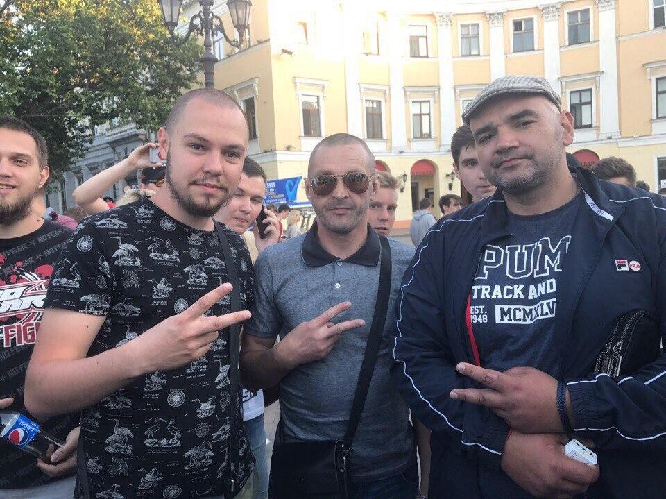 Встреча с фанатами - Одесса