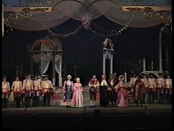 ВЛАДИМИР КУЗНЕЦОВ, Фигаро, Севильский цирюльник 1999, МТ Краснодар (5)