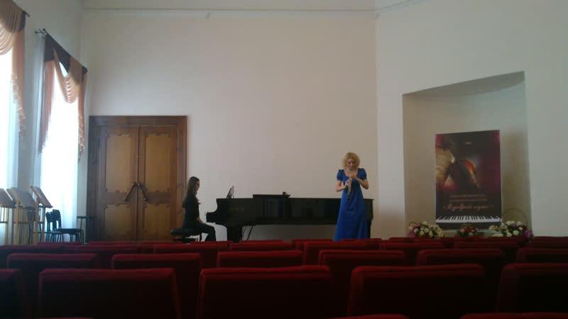 Вивальди Концерт для гобоя ля минор