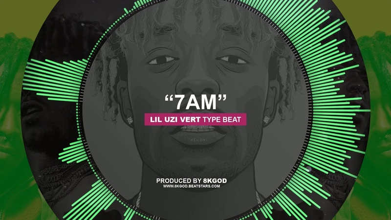 • 7AM • Lil Uzi Vert ft Wondagurl Type Beat 2018 • New Instru Rnb Trap Rap Instrumental Beats •