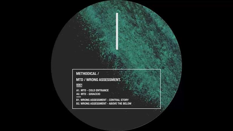 MTD - Cold Entrance (Sub Version) [METHODICAL001]