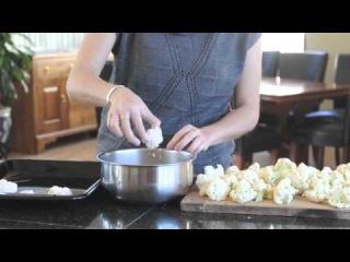 Easy Vegan Recipe | Cauliflower Buffalo Wings