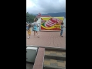 Танцы на площади Геленджика
