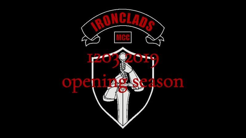 Mcc Ironclads opening season 2019
