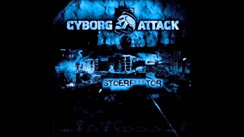 Cyborg Attack Maschinenmensch