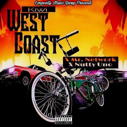 Kiwi альбом West Coast (feat. Nutty Uno & Mr. Network)