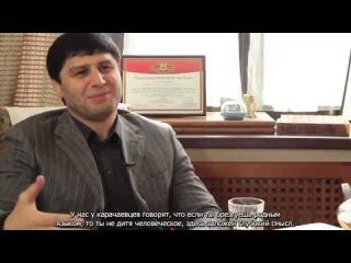 «Men qazaqpyn» #22 — Ислам Байрамуков