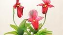 Tập 9: Làm hoa LAN THIẾT HÀI bằng vải voan - Chia sẻ link QC kiếm tiền