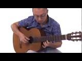 Ивушка - русская народная песня на гитаре
