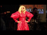Lady Gaga Tribute Impersonator Donna Marie &amp Live Band Band, Speechless, Austria July 2012