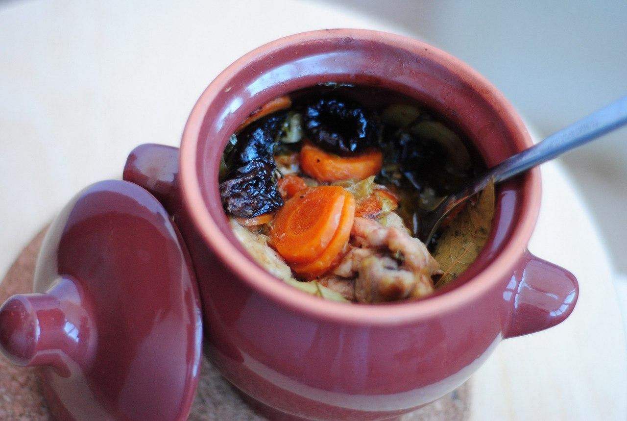 Блюда в горшочках с фото 6