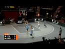 FIBA 3x3 Women Europe Cup 2018: BRONZE MEDAL GAME - Italy VS. Ukraine (16-09-2018)
