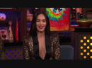 """Megan Fox Says She And Michael Bay Are """"BFFs"""" WWHL"""