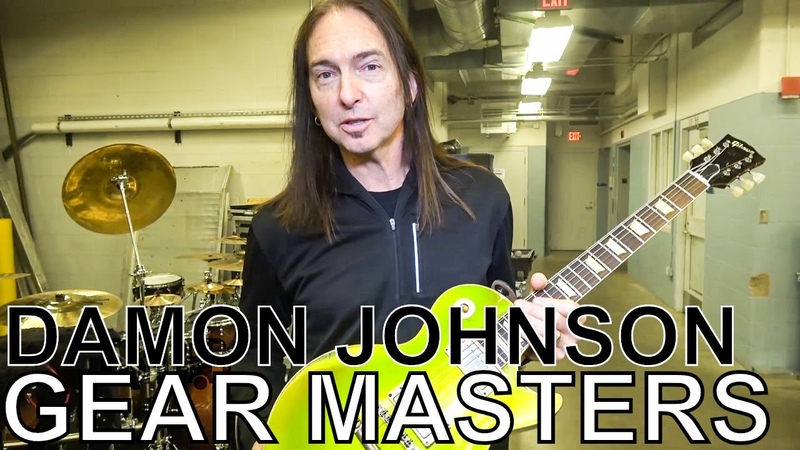 Damon Johnson (of Black Star Riders and Thin Lizzy) - GEAR MASTERS Ep. 201