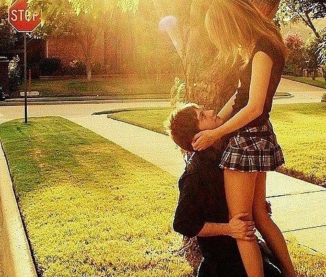 Любовь — это когда тебя ни с кем не сравнивают,