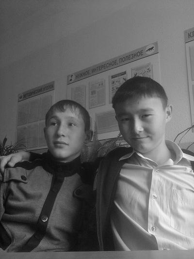 Ринат Искандаров, 12 мая 1999, Исянгулово, id121423695