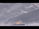 Судно «Михаил Сомов» в навигацию доставило на полярные станции НАО 380 тонн груза