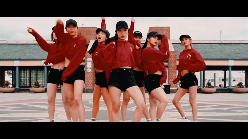 [IMIX Dancecrew] Doctor Pepper - Diplo X CL/ Imix Dance cover