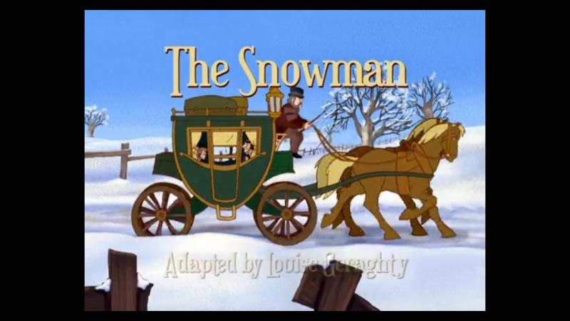 19. Снеговик / The Snowman