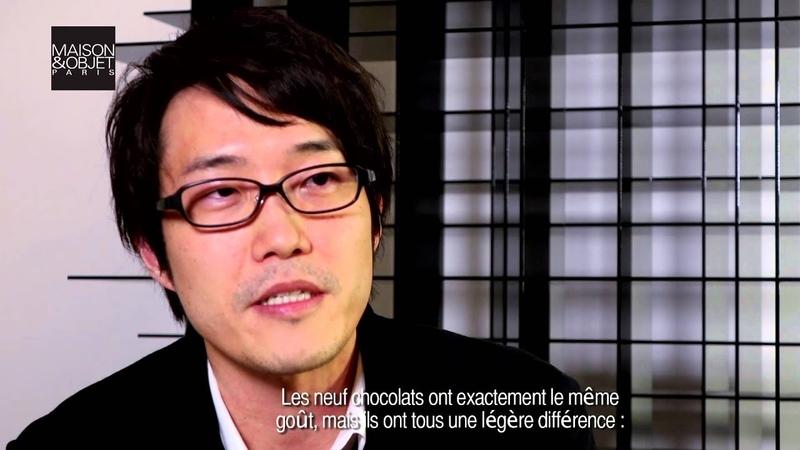 Interview du designer Oki Sato fondateur du studio Nendo
